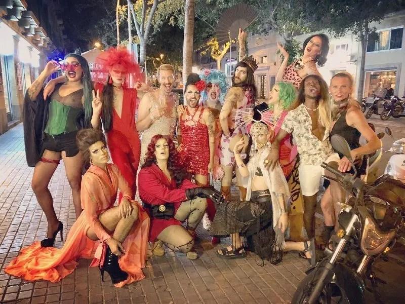 Barcelona Pride 2018 Pluma CREDIT Pluma Barcelona