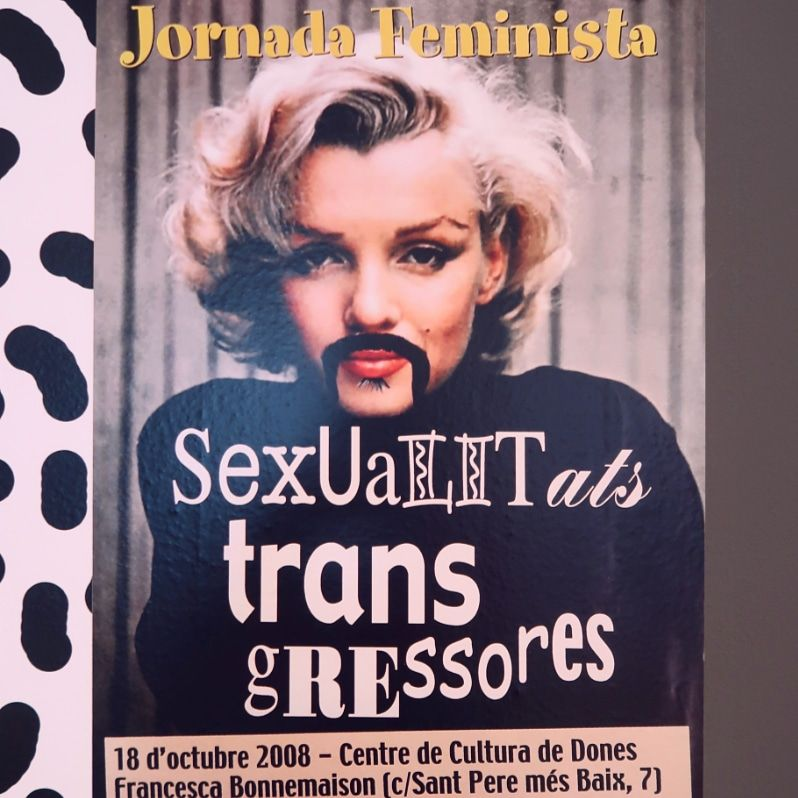 Barcelona Pride 2018 Queer History archive at MACBA CREDIT Minka Guides