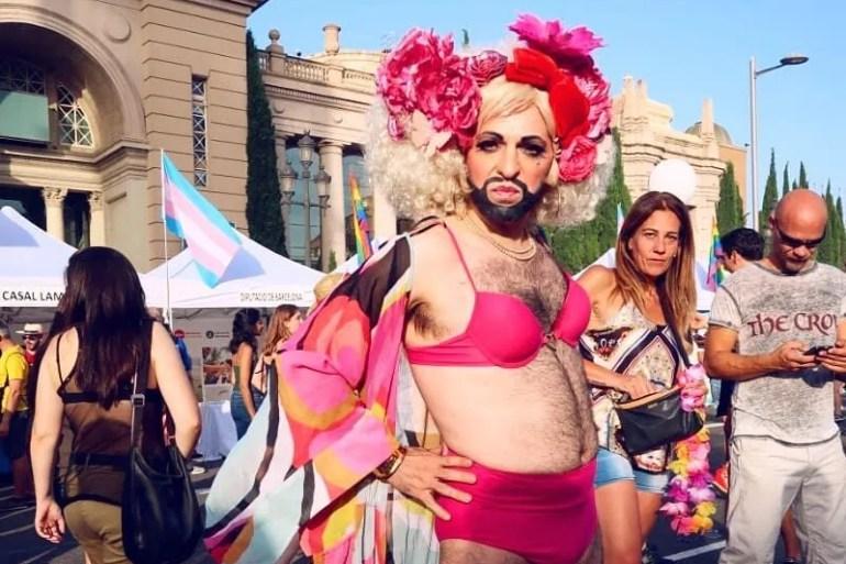 Barcelona Pride 2018 cover La Pelos Tiene Barba CREDIT Minka Guides