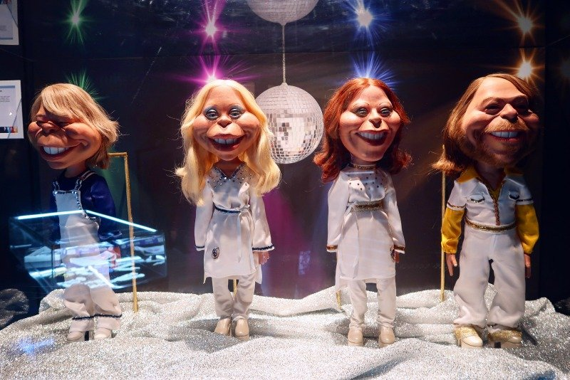 ABBA Super Troupers exhibition puppets CREDIT Minka Guides_picmonkeyed