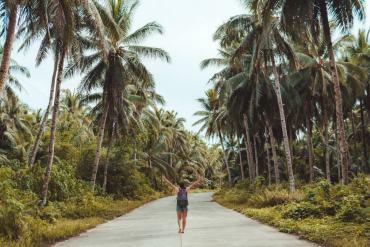 Best solo travel destinations in Asia Siargao Philippines CREDIT Louise Burton-Unsplash