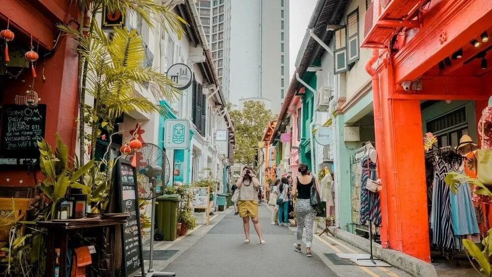 Best solo travel destinations in Asia Singapore CREDIT Bna Ignacio-Unsplash