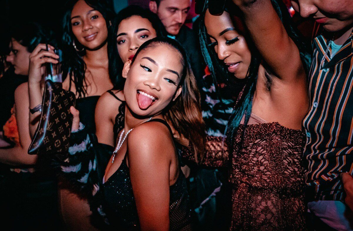 Sexy in things to do in London Lick strip club CREDIT Chanel Moye
