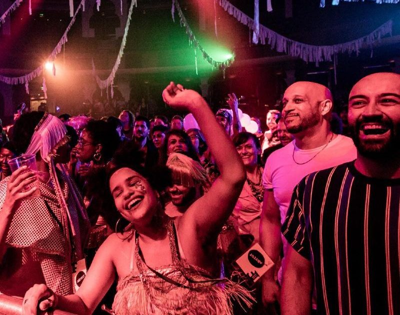 UK queer hubs LGBT events Brighton Brownton Abbey CREDIT Brownton Abbey