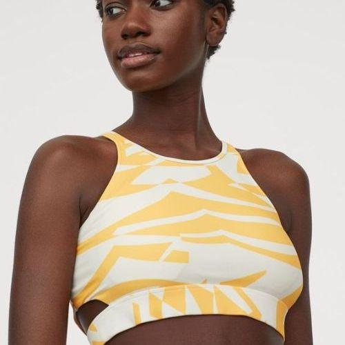 Cute swimsuits H&M Cut-out bikini CREDIT H&M