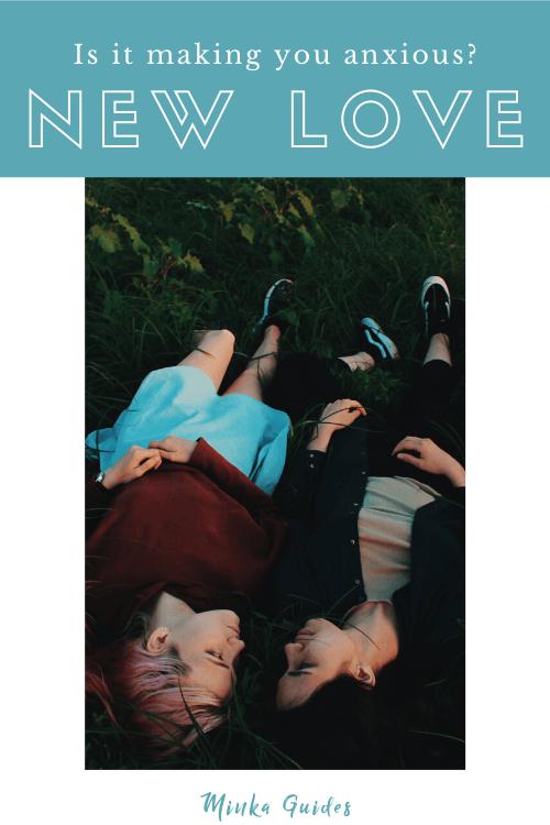 New Relationship Energy | Minka Guides