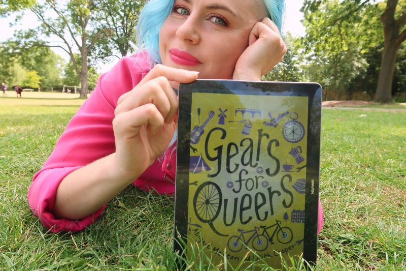 Queer books Gears for Queers by Abigail Melton and Lilith Cooper CREDIT Minka Guides