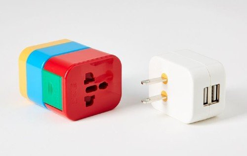 5 in 1 Universal Travel Adapter