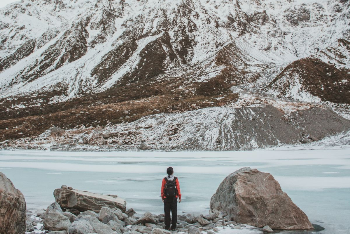 Hiking in New Zealand - Mount Cook CREDIT Jordan Heath-Unsplash