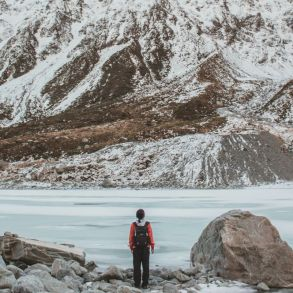 Hiking in New Zealand - Mount Cook CREDIT Jordan Heath-Unsplash