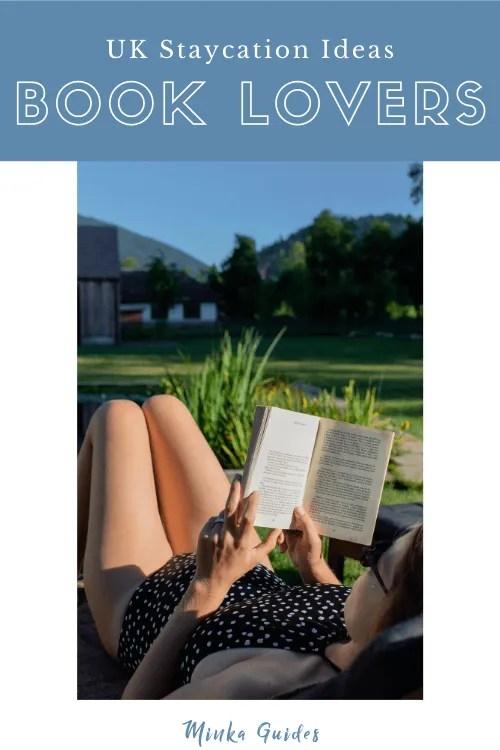 Literary staycation UK | Minka Guides