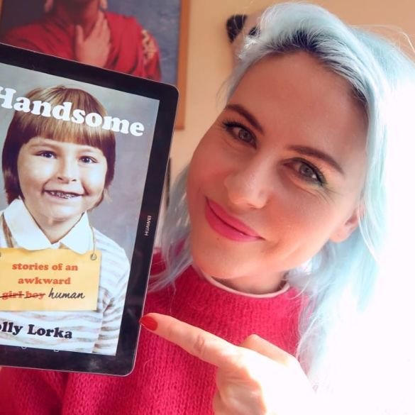 Best queer books 2020 - Handsome by Holly Lorka CREDIT Minka Guides