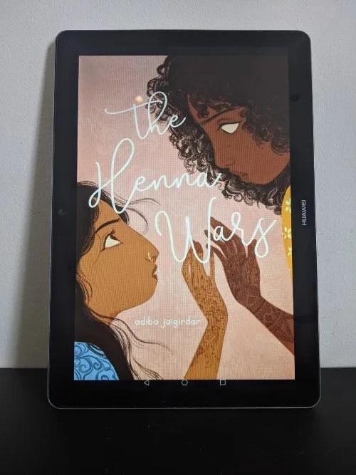 Queer books - The Henna Wars by Adiba Jaigirdar - CREDIT Minka Guides