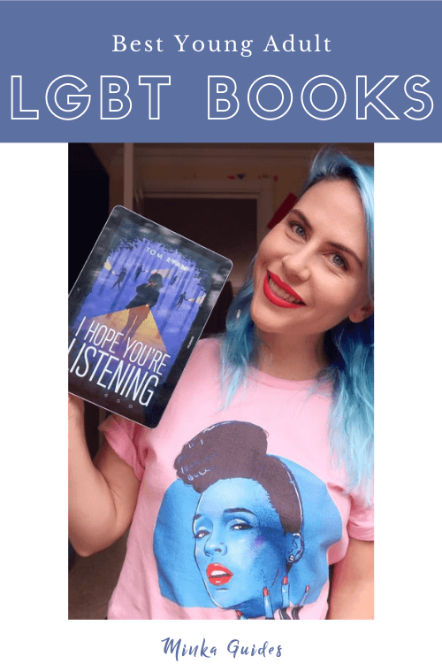 YA LGBT books 2020 | Minka Guides
