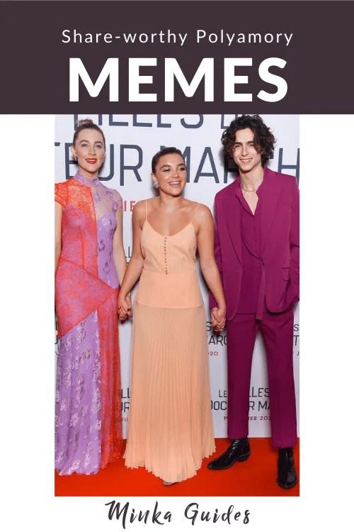 Polyamory memes and tweets | Minka Guides