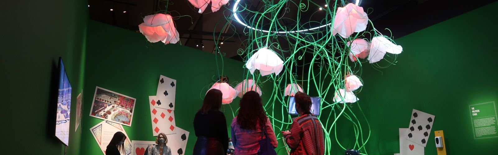 Exhibitions in London - Alice_ Curiouser and Curiouser at the V&A - HERO CREDIT Minka Guides