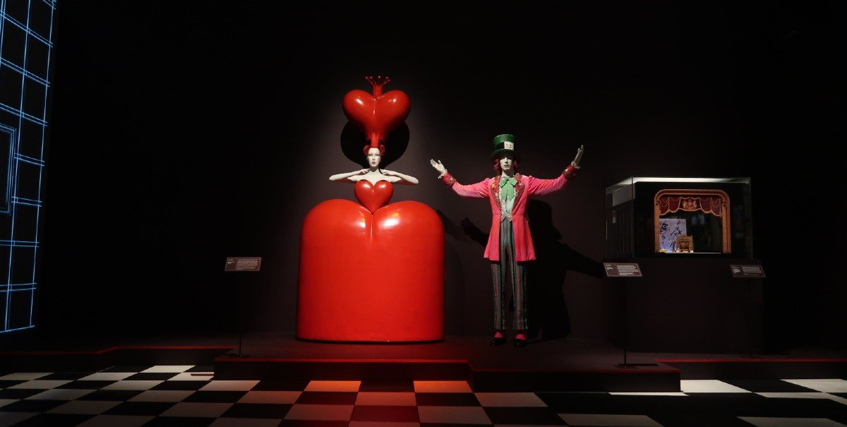 Exhibitions in London - Alice_ Curiouser and Curiouser at the V&A - Queen of Hearts CREDIT Minka Guides