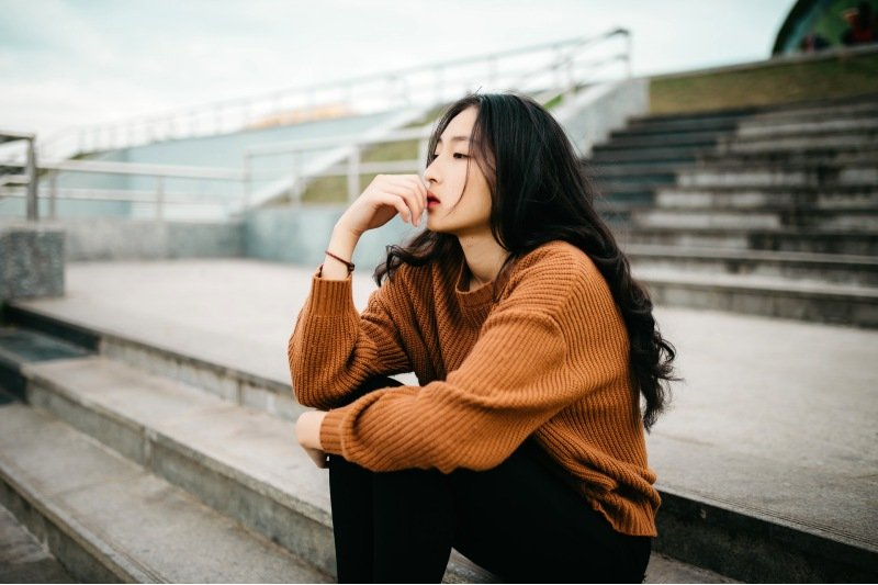 Grief changes you - thinking CREDIT Anthony Tran-Unsplash