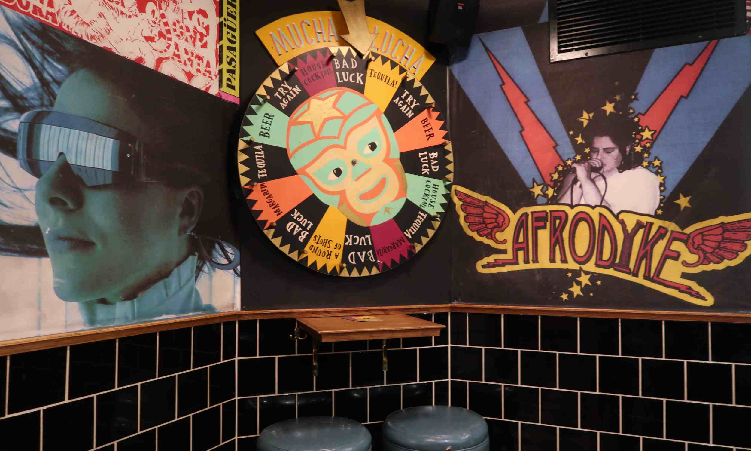 Mezcal London - La Bodega Nerga - AfroDyke - hero - CREDIT Minka Guides