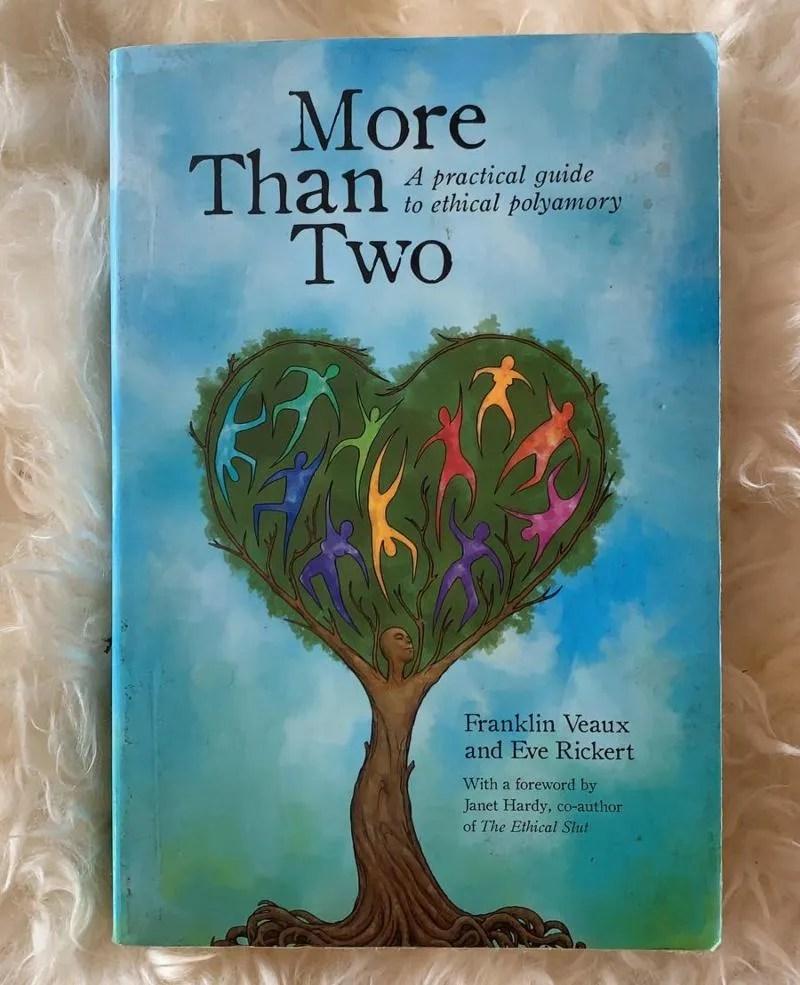 Polyamory books - More Than Two CREDIT David Bombaça