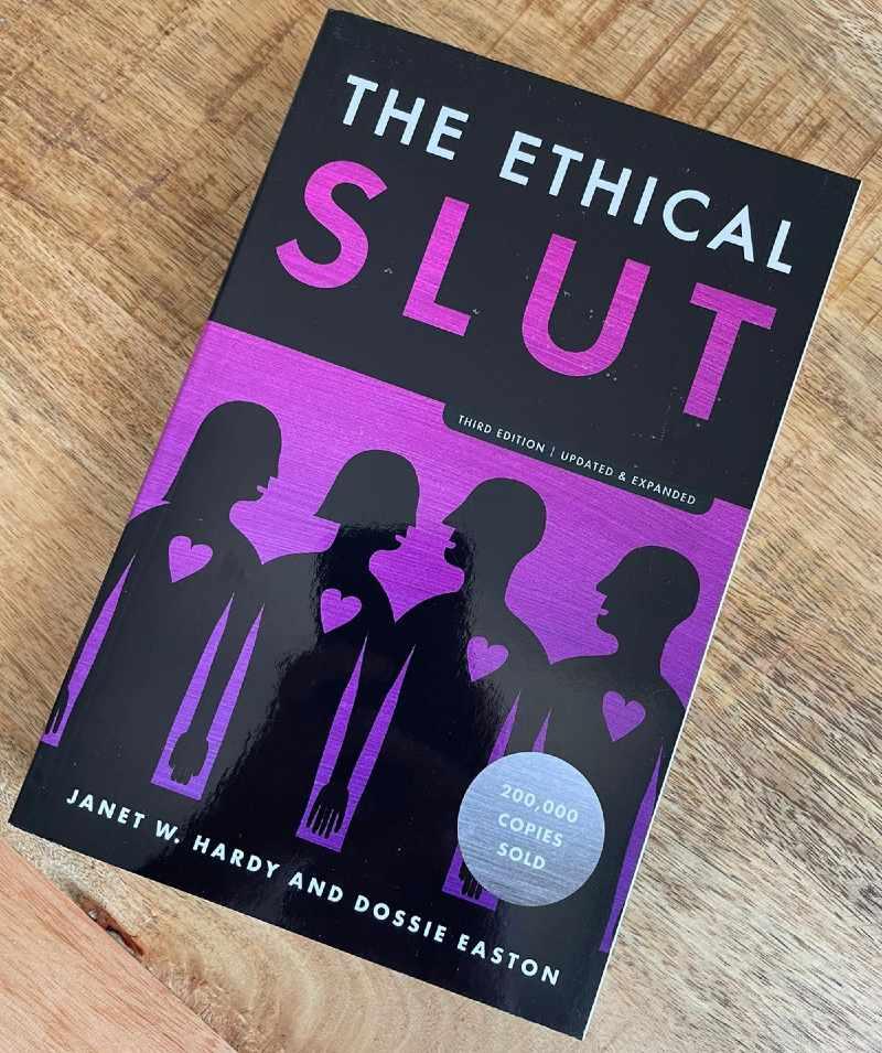 Polyamory books - The Ethical Slut CREDIT David Bombaça