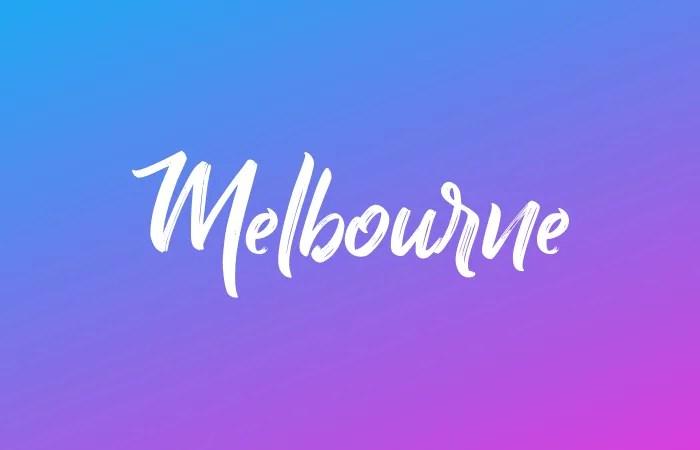 Australian city guides - Melbourne - queer travel