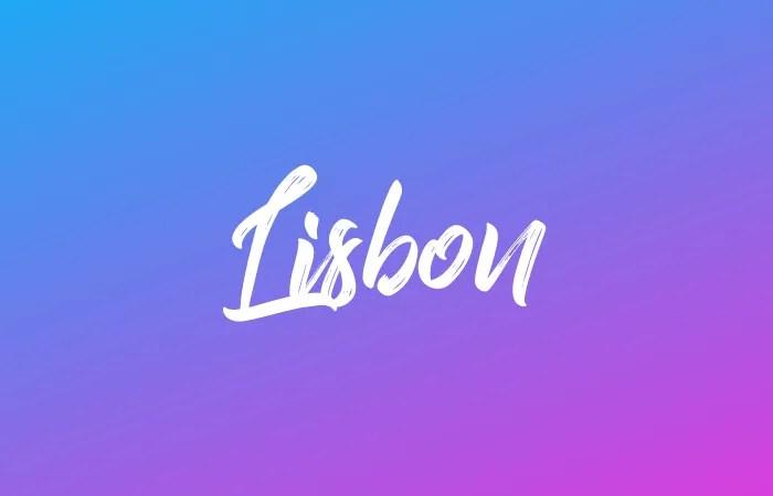 Lisbon city guide - European city guides - Minka Guides - queer travel