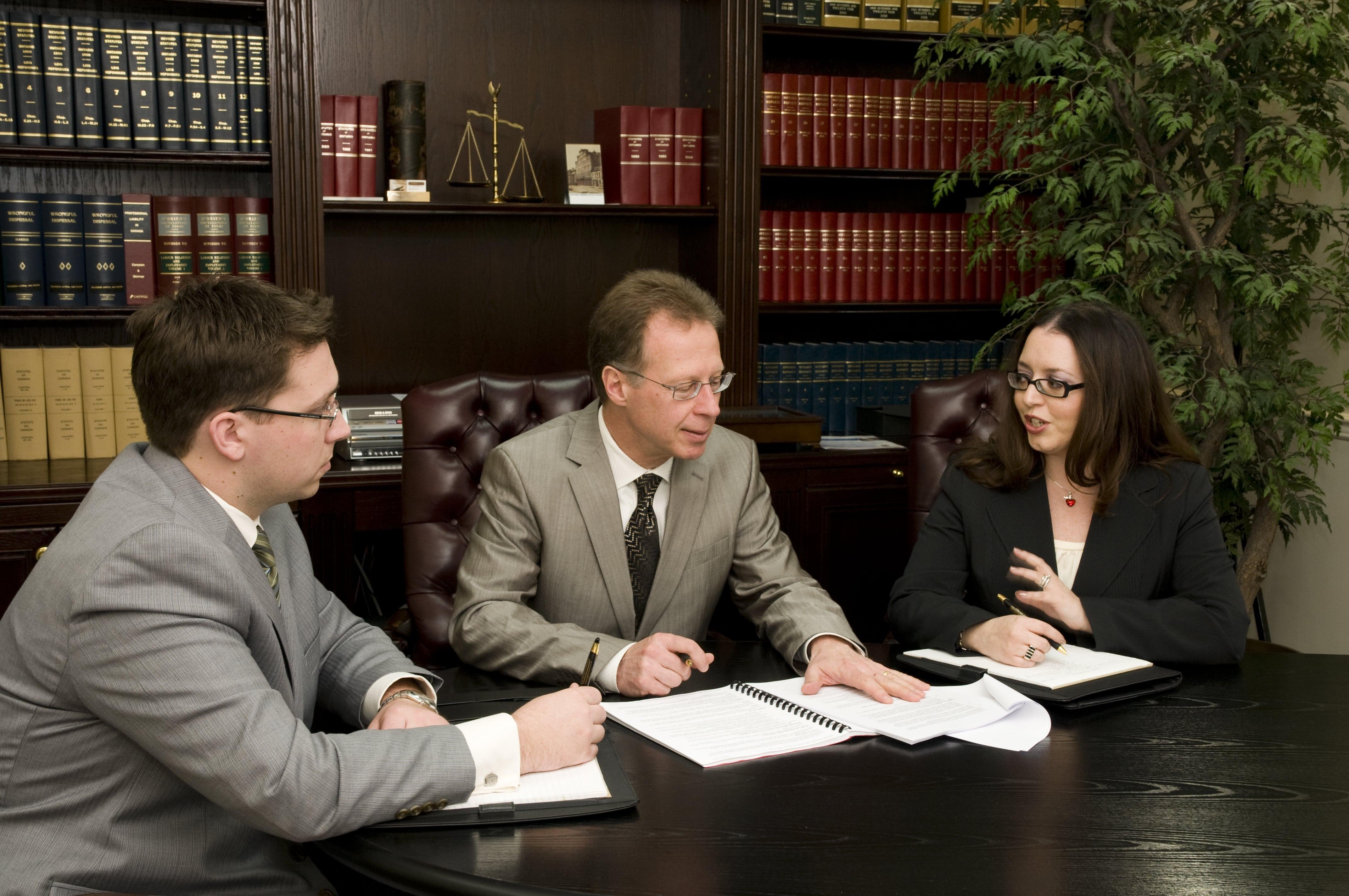 Toronto Employment Lawyer Wrongful Dismissal Employment