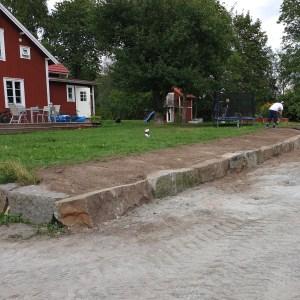 Stenmur Min Klockaregård