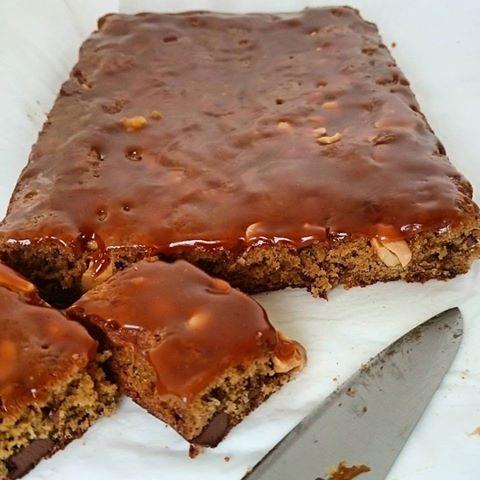 kake brunt sukker