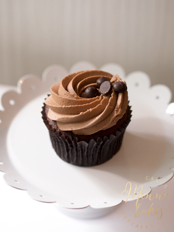 Chocolate Dream Cupcake