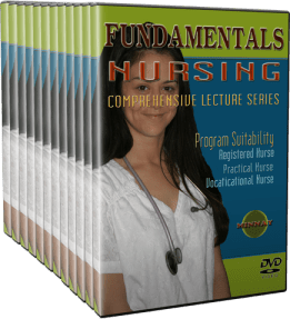 Fundamentals of Nursing DVDs