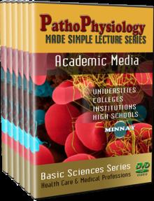 Pathophysiology DVD and Video