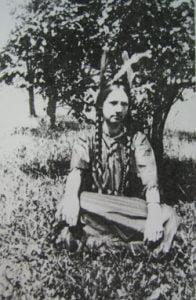 Lucy Lobdell Portrait