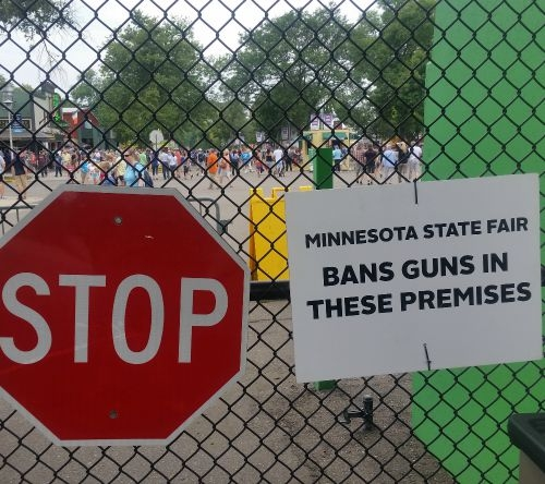 "Minnesota State Fair: ""Criminals Welcome Here?"""