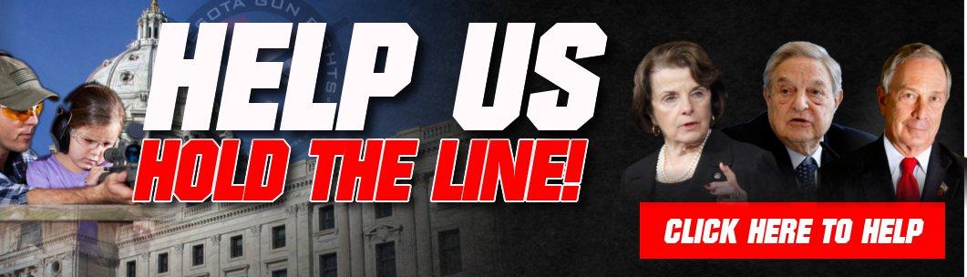 Help Us EXPOSE Anti-Gun Candidates in November!
