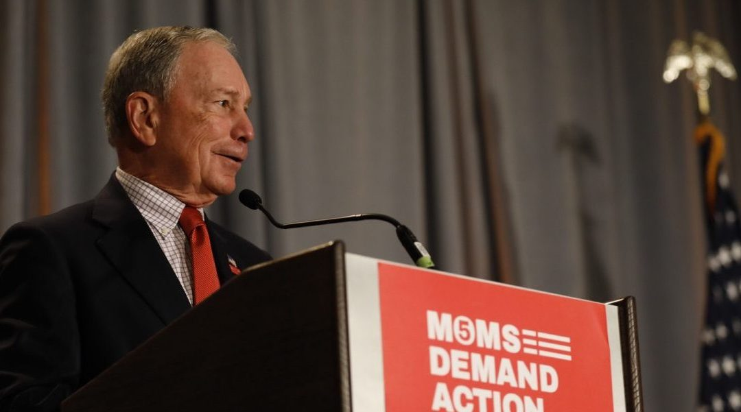 Bloomberg Marches on Minnesota!