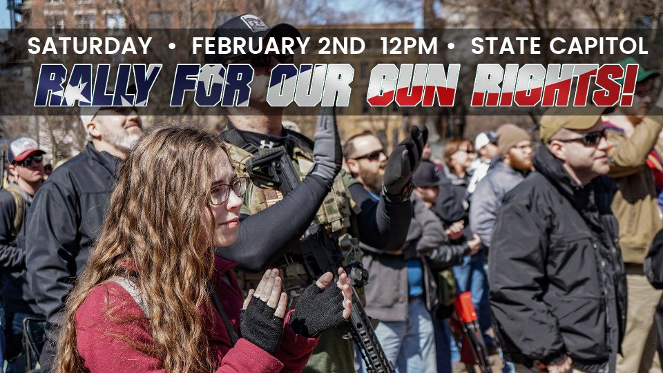 Gun Rights RALLY This Weekend!