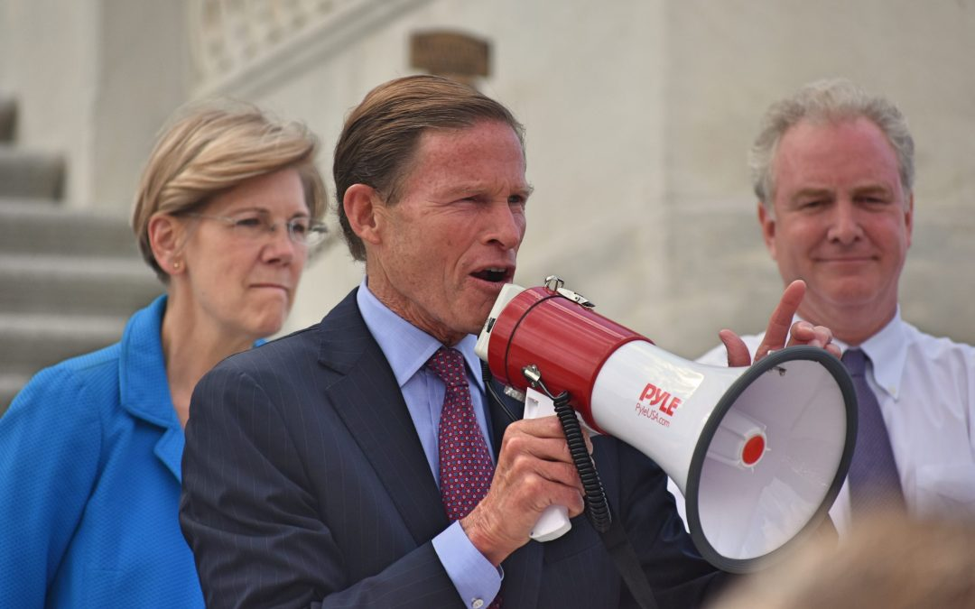 Senator Blumenthal Attacks Gun Owners!