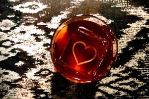 Pure & Clear Minnesota Ice heart