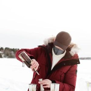 The Minnesota Ice Ice Bar, Erik Eastman