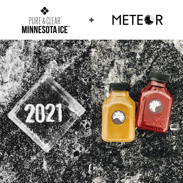 Pure & Clear Minnesota Ice - Duo Pack 2