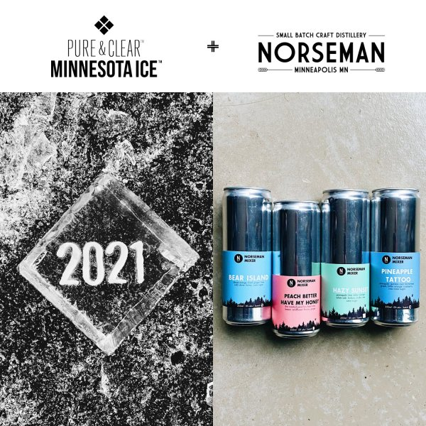 Pure & Clear Minnesota Ice - Duo Pack 1