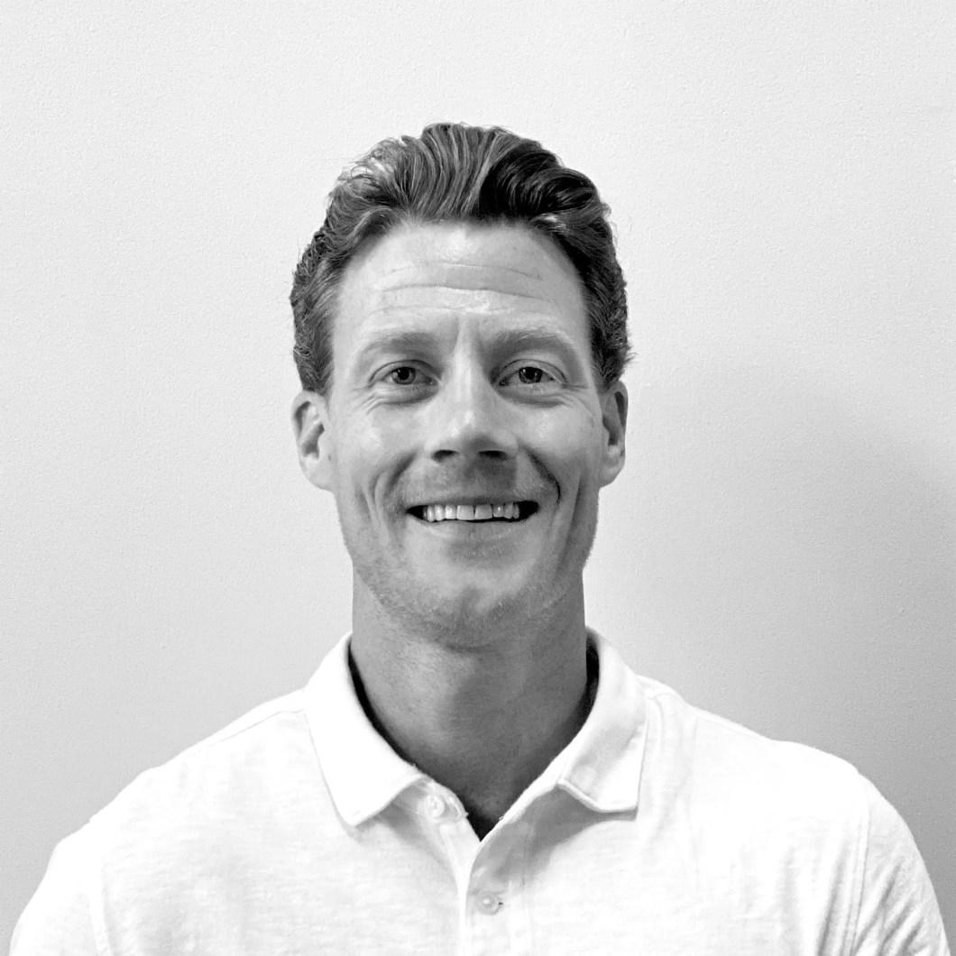 Chris Erickson, COO