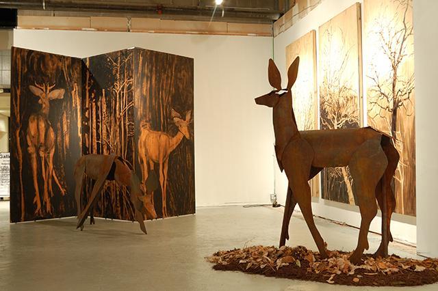 Sculptural Environments by Ann Klefstad