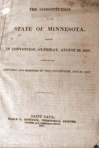 MN Constitution