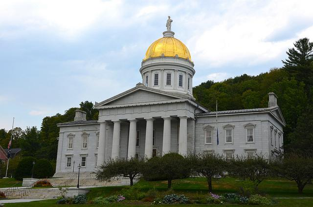 vt statehouse