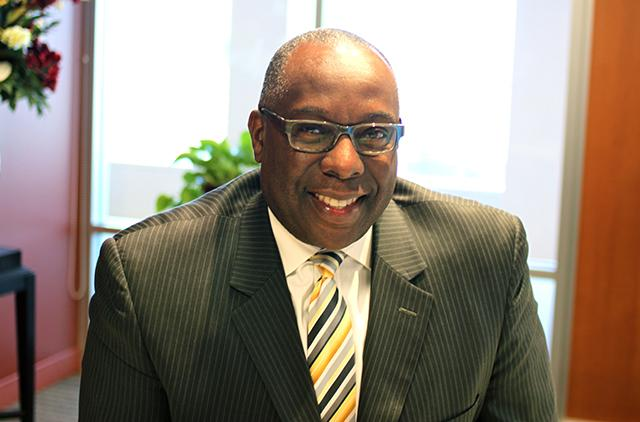 Melvin Tennant, president and CEO of Meet Minneapolis