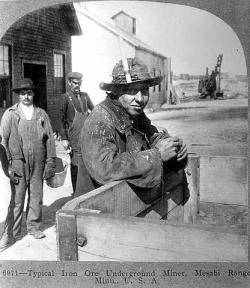 mesabi miner