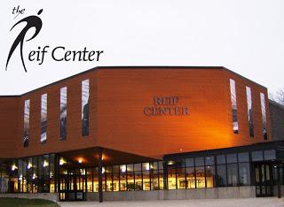 The 645-seat Reif Center